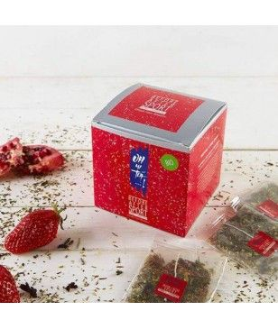 Oh My Tea Bio Rooibos Vitalität Before & After Sport Packung 20 Beutel