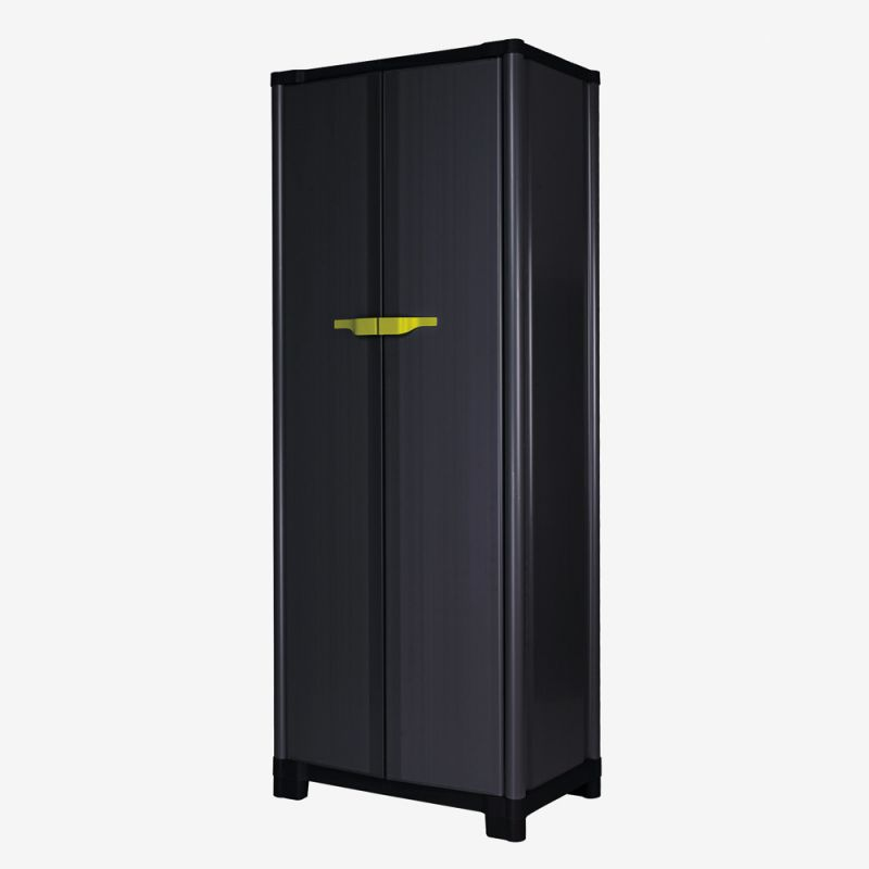 armoire balai haute grosfillex pas cher. Black Bedroom Furniture Sets. Home Design Ideas