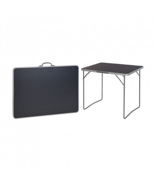 Table Pliable De Camping Anthracite