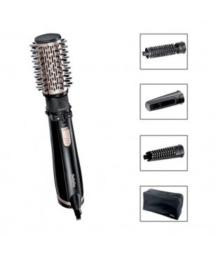 Brosse Rotative Ionic Babyliss AS200CHE Noir