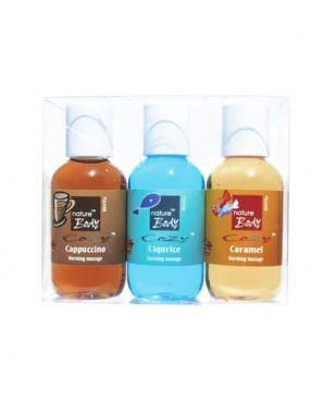 LOTIONS DE MASSAGE COZY WARMING BY NATURE BODY