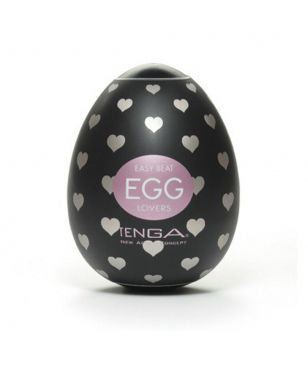 Oeuf-Masturbateur Pour Hommes Lovers By Tenga
