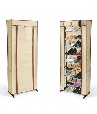 Armoire À Chaussures Ideaworks Beige