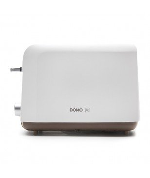 Toaster Grille-Pain Domo DO958T Blanc