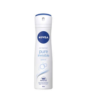 Déodorant Nivea Pure Invisible 150 ml