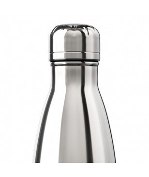 Gourde Isotherme Chilly's Chrome 0.5L