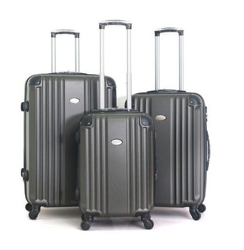 Set De 3 Valises Rigides